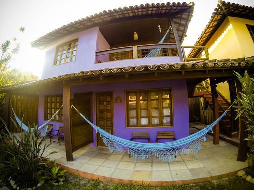 Hotel Pousada Machê - Arraial d'Ajuda - 户外景观