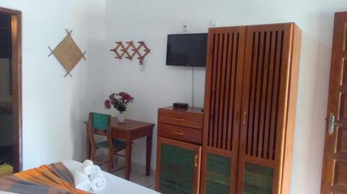 Hotel Pousada Machê - Arraial d'Ajuda - 客房设施