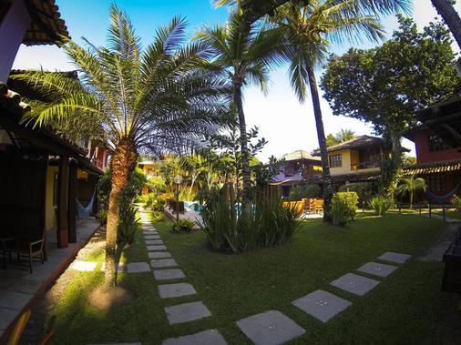 Hotel Pousada Machê - Arraial d'Ajuda - 露台