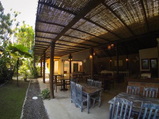 Hotel Pousada Machê - Arraial d'Ajuda - 餐馆