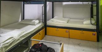 熊猫趣味背包客旅舍 - 孟买 - 睡房