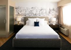 斯波坎百年酒店 - 斯波坎 - 睡房