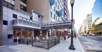 昆西莫杜斯酒店 - 华盛顿 - 建筑