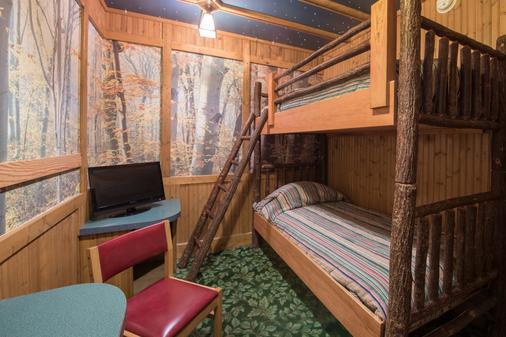 杰克逊北卡博特小屋红狮酒店 - 里奇兰 - 睡房