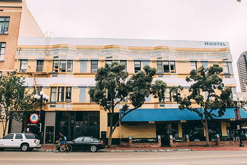 Hi圣地亚哥市中心旅馆 - 圣地亚哥 - 建筑
