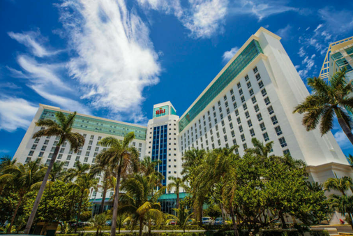 坎昆河景酒店 - 坎昆 - 建筑