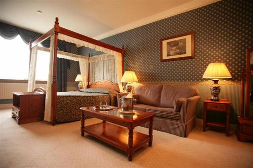 埃尔斯泰德酒店 - 伯恩茅斯 - 睡房