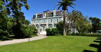 里斯本佩斯塔纳国家纪念碑皇宫酒店 - 里斯本 - 建筑
