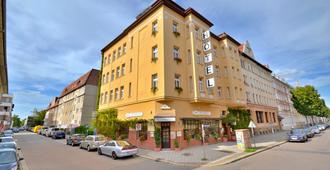 莱比锡阿尔特科奈维兹酒店 - 莱比锡 - 建筑