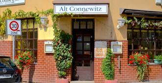 莱比锡Alt-Connewitz酒店 - 莱比锡 - 建筑