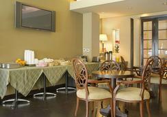 华美达威尔希尔酒店 - 洛杉矶 - 餐馆