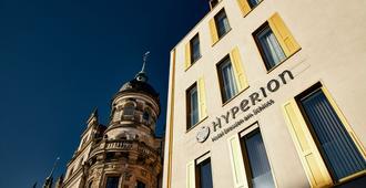 德勒斯登海伯利昂酒店 - 德累斯顿 - 建筑