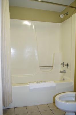 圣路易斯市中心美洲最佳价值酒店 - 圣路易斯 - 浴室