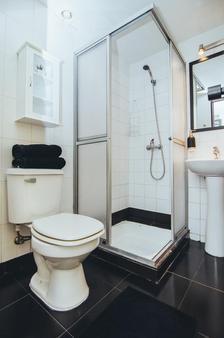 拉霍亚旅舍 - 瓦尔帕莱索 - 浴室