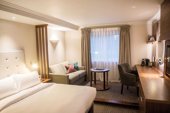 阿兹特克酒店及Spa - 布里斯托 - 睡房
