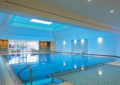 阿兹特克酒店及Spa - 布里斯托 - 游泳池