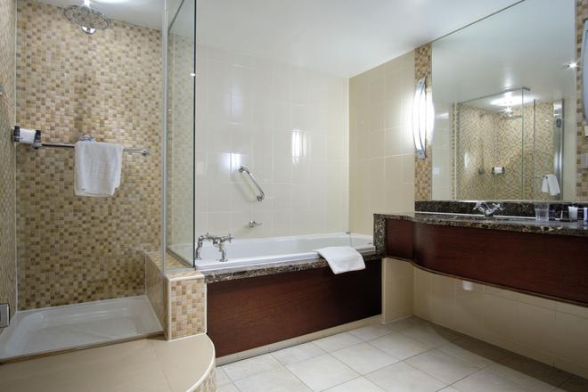 阿兹特克酒店及Spa - 布里斯托 - 浴室