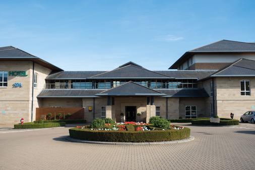 索普公园Spa酒店 - 利兹 - 建筑