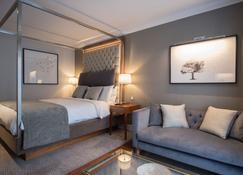 索普公园Spa酒店 - 利兹 - 睡房