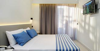 阿卡迪酒店 - 哈尼亚 - 睡房