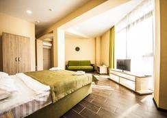 Hotel Pelikan - 克拉斯诺达尔 - 睡房