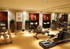 辉盛国际公寓爱丁堡套房酒店 - 爱丁堡 - 健身房