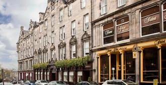 爱丁堡辉盛阁国际公寓 - 爱丁堡 - 建筑