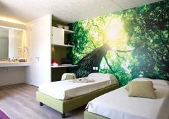 乔利露营乡村酒店 - 威尼斯 - 睡房