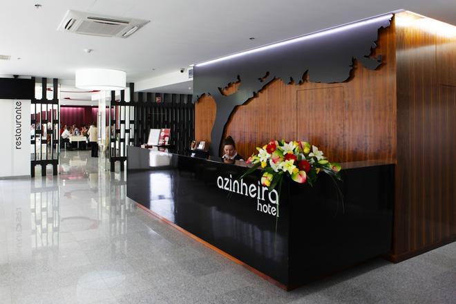 阿金海拉酒店 - 法蒂玛 - 柜台