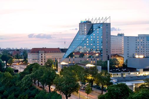 柏林埃斯特酒店 - 柏林 - 建筑