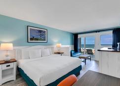 约翰·扬西海滨酒店 - 斩魔山 - 睡房