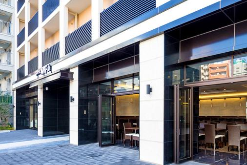 大阪wbf酒店-难波元町 - 大阪 - 建筑