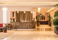霍尔南海滩酒店 - 迈阿密海滩 - 大厅