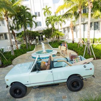 The Hall South Beach - 迈阿密海滩 - 户外景观