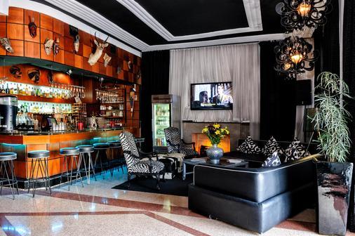 切斯特菲尔德酒店&套房 - 迈阿密海滩 - 酒吧