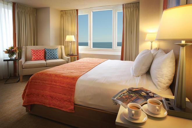 大西洋城康纳酒店 - 大西洋城 - 睡房
