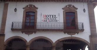 圣奥古斯丁旅馆 - 帕茨夸罗 - 建筑