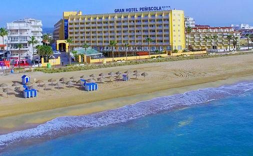 本尼斯科拉大酒店 - 佩尼斯科拉 - 海滩
