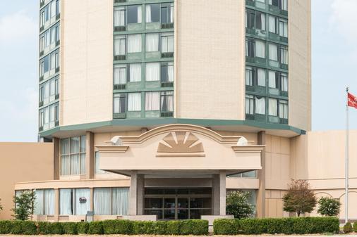 费城市中心华美达酒店 - 费城 - 建筑