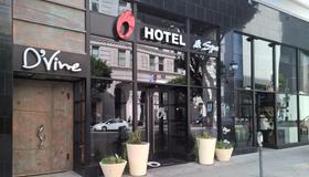 洛杉矶O酒店 - 洛杉矶 - 建筑