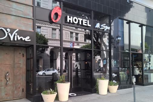 O酒店 - 洛杉矶 - 建筑