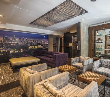 O酒店 - 洛杉矶 - 大厅