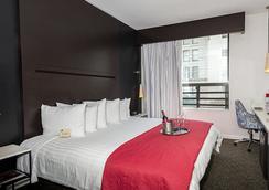 O Hotel - 洛杉矶 - 睡房
