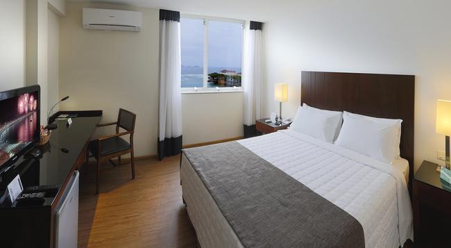奥拉克帕卡巴那酒店 - 里约热内卢 - 睡房