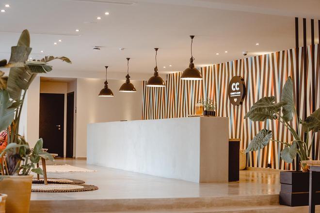 Z 俱乐部 - 新世代酒店 - Limenas Chersonisos - 柜台