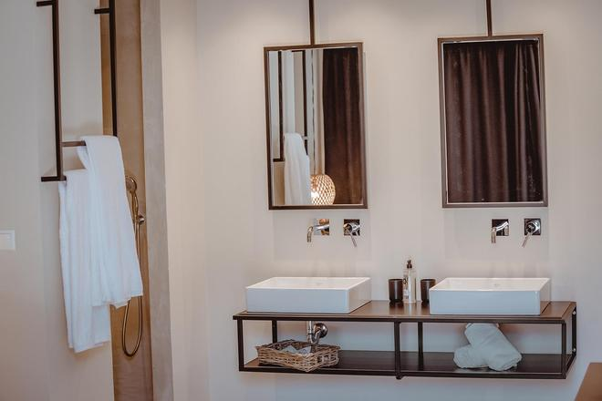 Z 俱乐部 - 新世代酒店 - Limenas Chersonisos - 浴室