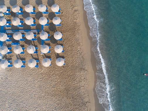奈普图诺海滩酒店 - 伊拉克里翁 - 海滩