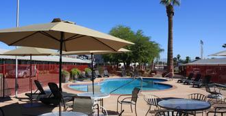 伯南泽小屋酒店 - 拉斯维加斯 - 游泳池