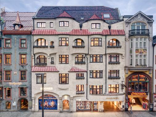 第12阶段旅馆 - 因斯布鲁克 - 建筑