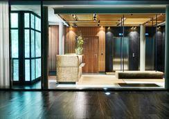 第12阶段旅馆 - 因斯布鲁克 - 大厅